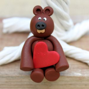 February: Brown Bear